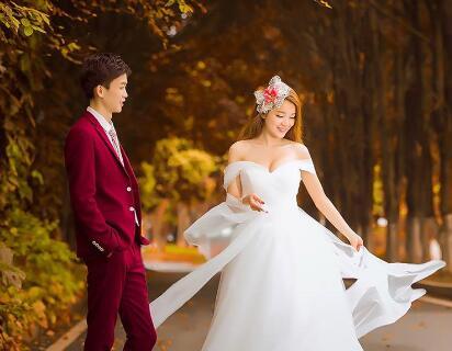 拍婚纱照美瞳注意事项 戴这些颜色的美瞳好看