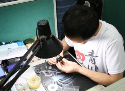 数码相机维修时需要的工具