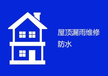屋顶漏雨维修/防水